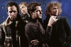 Photo of New/Old The Killers for fans of The Killers. Assorted new/old photoshoot pictures of The Killers.