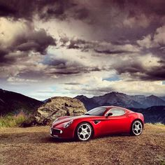 """""""There is no exquisite beauty without some strangeness in the proportion"""" Alfa Romeo"""