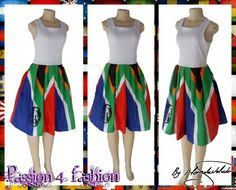 Image result for sa flag clothes
