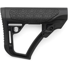 Daniel Defense Mil-Spec Collapsible Buttstock, Fits AR Rifles, Black Finish - Walmart.com