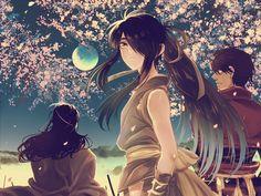 Drifters|| Oda Nobunaga, Nasu No Yoichi & Shimazu Toyohisa