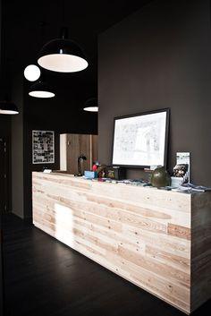 A Moody Hotel in Belgium : Remodelista  furniture