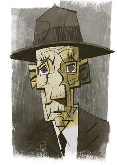 William S Burroughs — Jonathan E (2014)