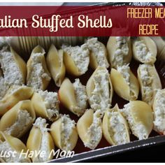 2.2K Flares Twitter 2 Facebook 23 Google+ 3 Pin It Share 2.1K StumbleUpon 0 Email -- 2.2K Flares × My husband is Italian and comes from a HUGE Italian family so we eat our fair share of authentic Italian food around here. I even made homemade... #freezercooking #freezermealrecipe #freezermeals