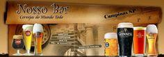 Nosso Bar - Bar de cervejas especiais localizado em Campinas/São Paulo.