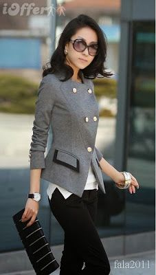 Link Camp: Four Seasons coat and Casual Jackets for Women Gal...