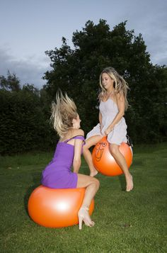 sex with a space hopper