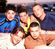 31 Boy Bands That You Probably Forgot Ever Existed. That's the band 90s Childhood, Childhood Memories, Ritchie Neville, 1990s Kids, 90s Nostalgia, Backstreet Boys, School Boy, The Good Old Days, Bad Boys