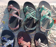 Colors of Chacos