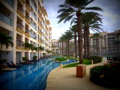 Swim out Suites. Hyatt Ziva Los Cabos - Pool right out the door -YES PLEASE!!