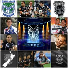 NZ Warriors Rugby League, Auckland, New Zealand, Warriors, Poster, Billboard, Military History