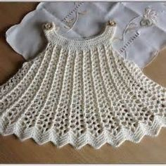 Free Crochet Patterns Baby Dresses - - Yahoo Image Search Results