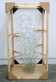 Simon Thomas Sculpture - Research & Development