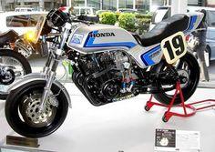 Honda CB 750 (Spencer)