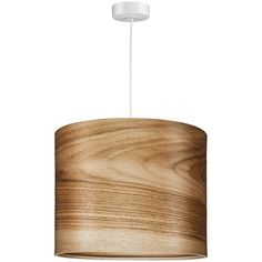 Hanging Wood Lamp, Unique Lamps, Scandinavian Style Lamps, Chestnut... (€205) ❤ liked on Polyvore featuring home, lighting, wood lamp, wood lighting, wooden lamps, wooden lamp shade and dark brown lamp shade