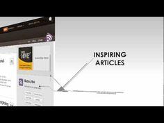 Create a Stunning Website Demo Presentation - Tuts+ 3D & Motion Graphics Tutorial