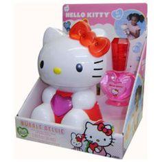 Hello Kitty Bubble Bellie