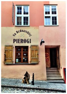 Pierogarnia Na Bednarskiej, Warsaw recommended by host for Pierogi