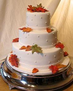 Wedding Inspiration | Wedding Cake