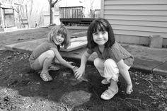 The joy of mud in Spring