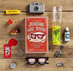 jokes on your prank kit