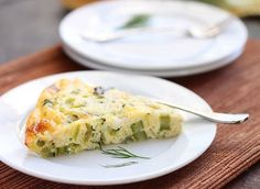 Spring quiche with asparagus, green garlic and leeks