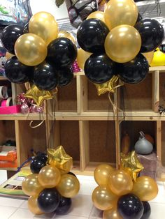 - Decoration For Home Graduation Party Centerpieces, Graduation Balloons, Balloon Centerpieces, Graduation Decorations, Balloon Decorations, Balloons Galore, 50th Birthday Party, Gold Party, Prom Party