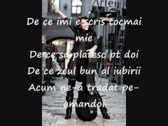 Madalina Manole Si vei pleca Lyrics - YouTube Shark, Youtube, Movie Posters, Music, Vertical Bar, Musica, Musik, Film Poster, Muziek