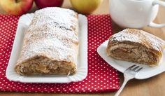Klassieke appelstrudel #recept #recipe #apfelstrudel #appelstrudel
