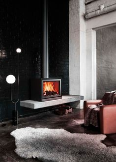 Stuv 16 - Oblica Melbourne | Modern Designer Fireplaces