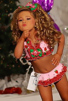 1000+ images about toddlers and tiaras on Pinterest | Tiaras, Eden ...