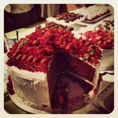 Picnic Wedding by California Bakery | Myriam e Tommaso