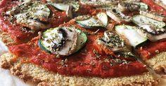 3 recetas de pizza sin harina de trigo y aptas para veganos