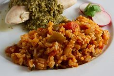 Mexican Rice (Always looking for a good recipe for mexican rice...)