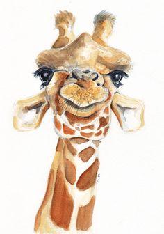 9a13f990e513d4999e933f2a0a190ef2--giraffe-art-giraffes.jpg (700×998)