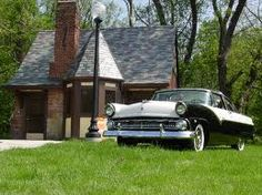 Mom and Dad had a car like this.  I learned to drive with that car.
