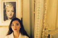 Rowan Blanchard Has Her Eloise Moment With Chanel in Paris Rowan Blanchard, Famous Celebrities, Beautiful Celebrities, Female Celebrities, Beautiful People, British Actors, American Actors, Ben Savage, Riley Matthews