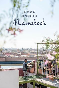 What makes Marrakech special is that it's so completely different and yet so close to home. If you're planning a visit, these are my favourite things to do in Marrakech. Plus some useful food and travel tips.