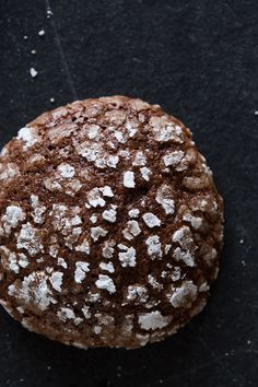 Mexican Chocolate Earthquake Cookies from Spoon Fork Bacon.