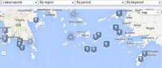 Google Maps Mania: Archaeology on Google Maps