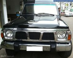 Nissan Patrol Beck
