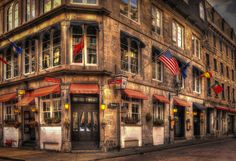 Montreal, Canad -my favorite street! Montreal Quebec, Montreal Canada, Great Places, Places Ive Been, Places To Visit, Largest Countries, Countries Of The World, Forever Travel, Destinations