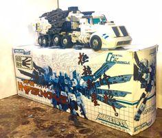 MAKETOYS HYPER NOVAE BATTLE TANKER TRANSFORMERS FIRST EDITION HYPER RARE!!! | eBay