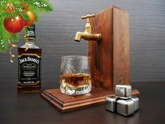 men fathers day for him Gift for men who have everything Wooden gift husband Jack daniels gift Whiskey gift Alcohol Whisky valentines day