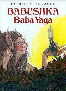 This is a wonderful take on the European legend of Baba Yaga (a witch who scares children throughout Russia). In this version Babushka Baba Yaga is a lonely old woman who just wants a grandchild to love. Baba Yaga, Toddler Books, Childrens Books, Kid Books, Russian Babushka, Russian Art, Patricia Polacco, Book Wizard, Leveled Books