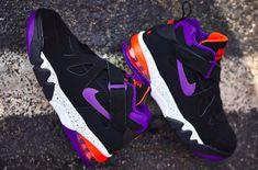 Nike Air Force Max CB Suns Away StockX News