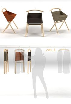 name of design : hang stool  design by : ilian milinov from bulgaria