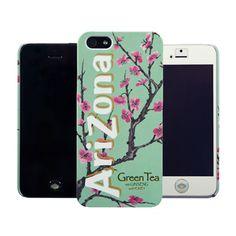Green Tea iPhone Cases