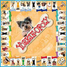 Yorkie-opoly Board Game!