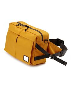 B印 YOSHIDA(×PORTER)(B印 ヨシダ(×ポーター)) - 【商品紹介】PORTER×B印 YOSHIDA (GS) WAIST BAG(ボディバッグ/ウエストポーチ)|ビームス公式通販[BEAMS Online Shop]